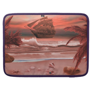 SHIP AHOY SLEEVE FOR MacBook PRO