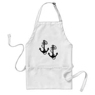 Ship Anchor Aprons