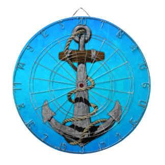 Ship Anchor Dart Boards