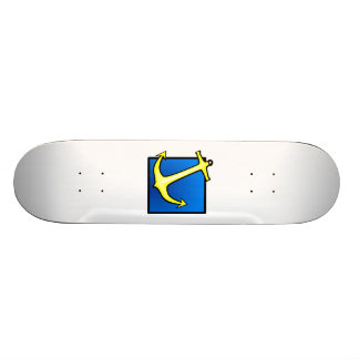 Ship Anchor Skate Board