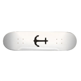 Ship Anchor Skateboard Deck