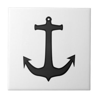 Ship Anchor Tile