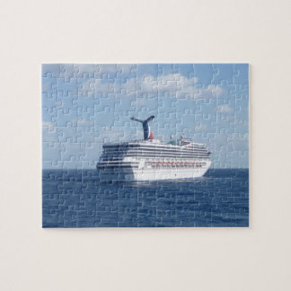 Ship at Sea Jigsaw Puzzle