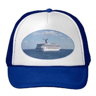 Ship at Sea Trucker Hat