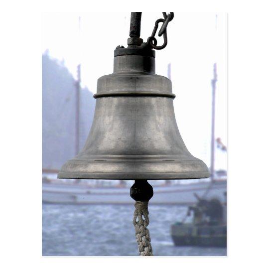 Ship Bell Postcard