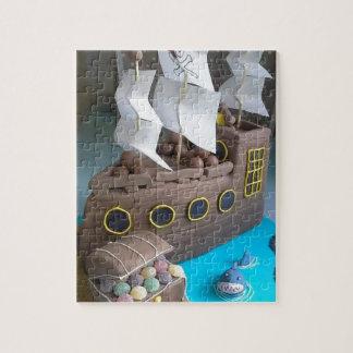 Ship cake 1 jigsaw puzzle