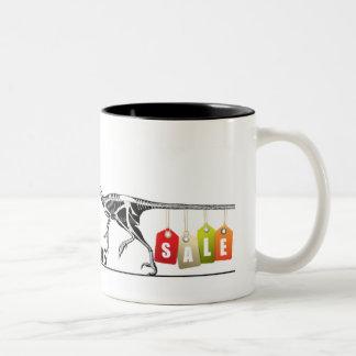 Ship Dinosaurs Mug