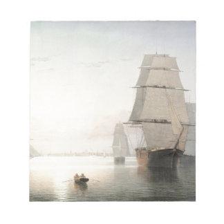 ship historical notepad