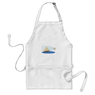 Ship in a Bottle Aprons