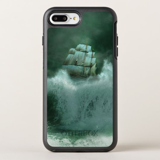 Ship in Storm OtterBox Symmetry iPhone 7 Plus Case