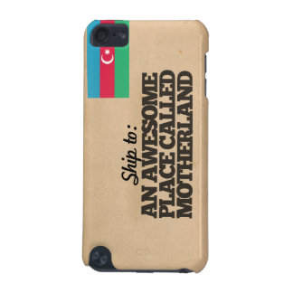 Ship me to Azerbaijan iPod Touch 5G Covers