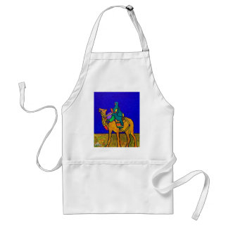 Ship of the Desert by Piliero Standard Apron