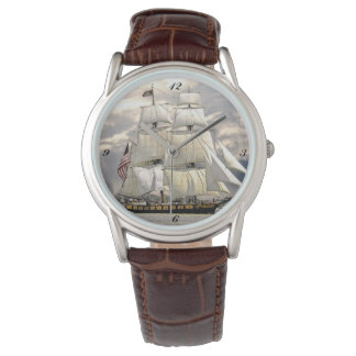 Ship Sails Nautical Watch