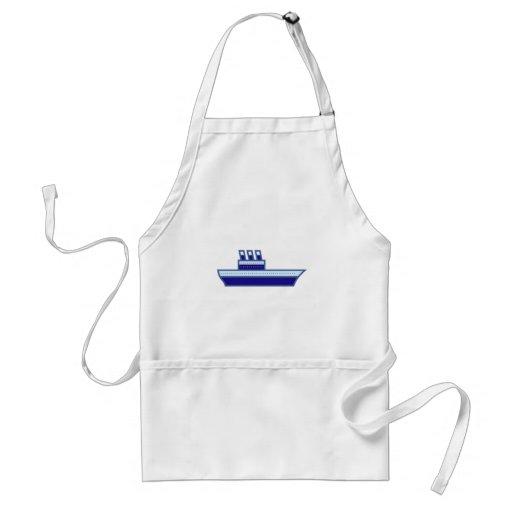 Ship ship aprons