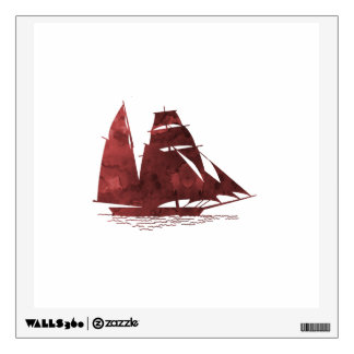 Ship Wall Decal