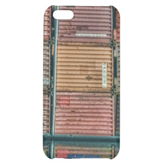 Shipping Containers - Montreal iPhone 5C Cover