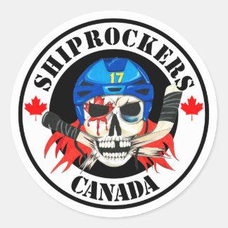 Shiprocker Sticker
