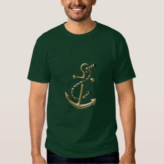 Ship's Anchor Nautical Marine-Themed Gift Tees