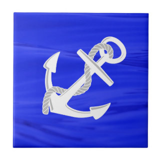 Ship's Anchor Tile
