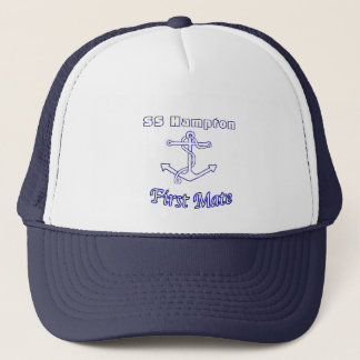 Ships First Mate Hat