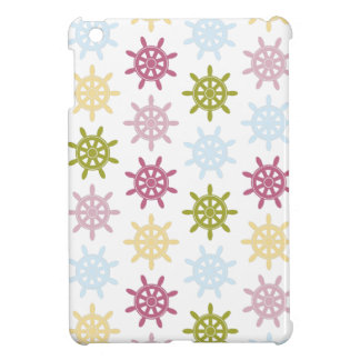 Ships helm pattern case for the iPad mini