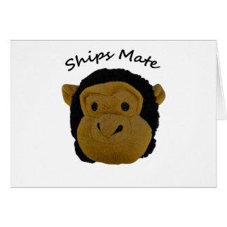 Ships Mate Card