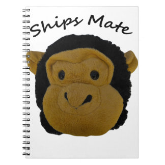 Ships Mate Spiral Note Books