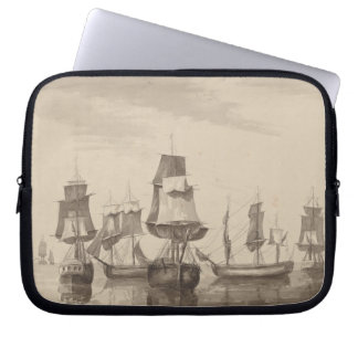 Ships of 26th June 1776 Laptop Sleeve