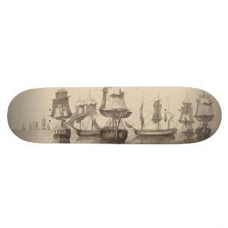 Ships of 26th June 1776 Skateboards