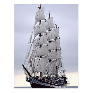 Ships Postcard