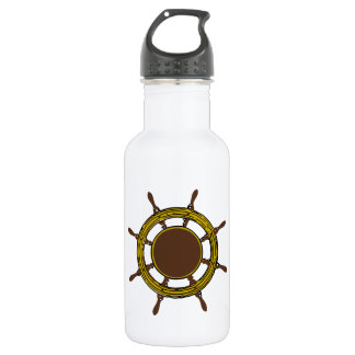 Ship's Wheel 532 Ml Water Bottle