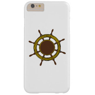 Ship's Wheel Barely There iPhone 6 Plus Case