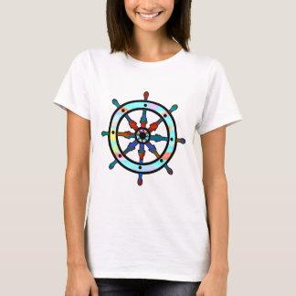 Ships's wheel T-Shirt