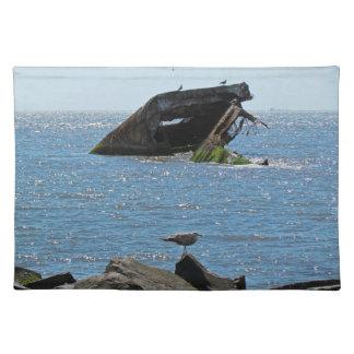 Shipwreck Place Mats