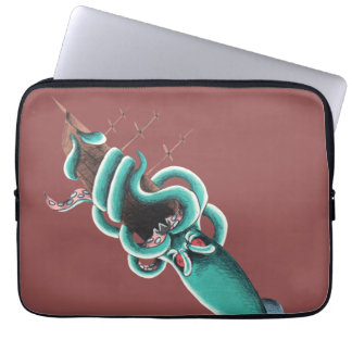 Shipwrecked Laptop Sleeves