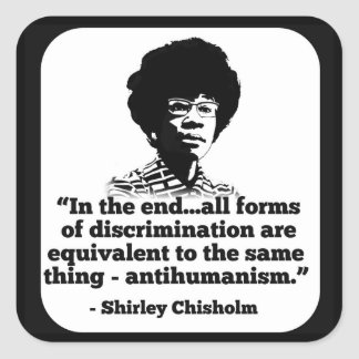 Shirley Chisholm Sticker