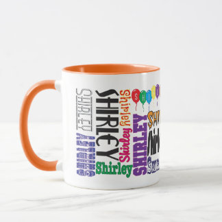 Shirley Coffee Mug