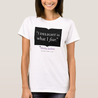Shirley Jackson Quote Women's T-Shirt