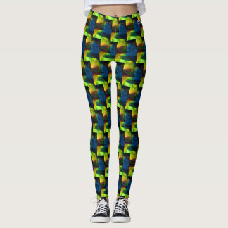 Shirring Leggings