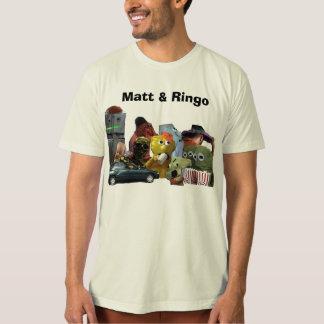 shirt4, Matt & Ringo T-Shirt
