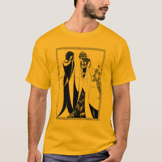 Shirt:  Beardsley Illustration - John and Salomé T-Shirt