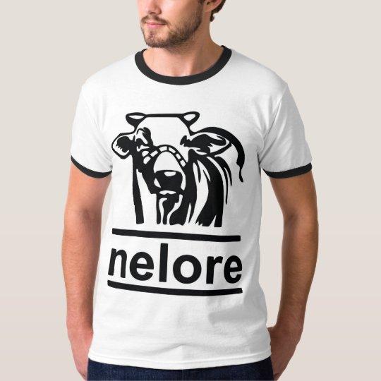 Shirt Black Ringer White Nelore/
