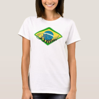shirt brasil brazil samba capoeira love