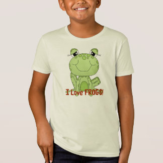 Shirt Cute Frogs Love Frog Lover Produc kids stuff