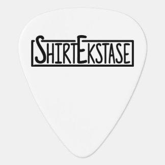 Shirt ecstasy Pleck Guitar Pick
