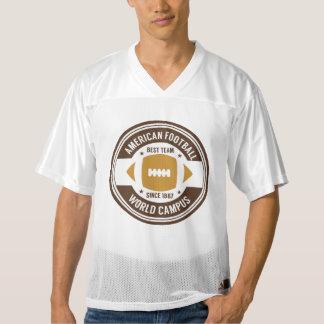 Shirt Football White Man