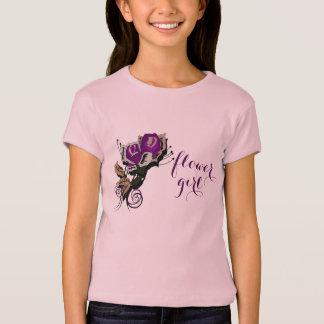 Shirt for the Flower Girl 001