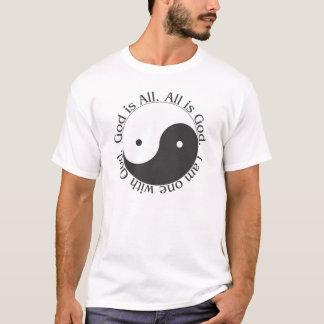 Shirt - God is All Yin-yang