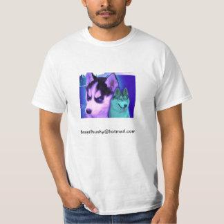 shirt husky Siberian