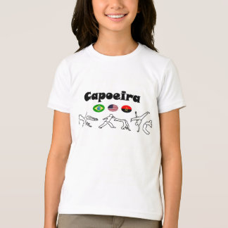 shirt kids capoeira martial art